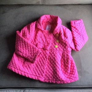Girls Gymboree Quilted Jacket
